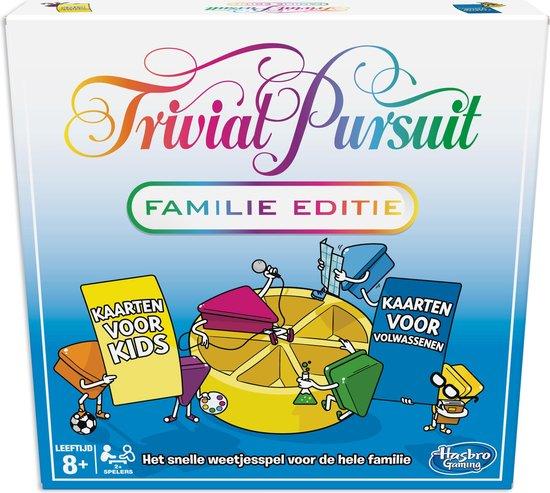 Trivial Pursuit Familie Editie Nederland