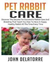 Pet Rabbit Care