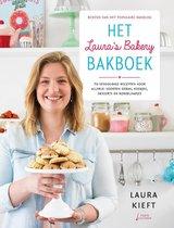 Boek cover Het Laura's bakery bakboek van Laura Kieft (Hardcover)