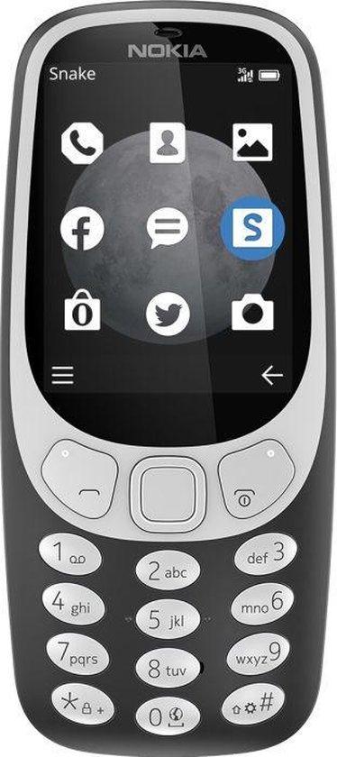 Nokia 3310 (2017) - Grijs