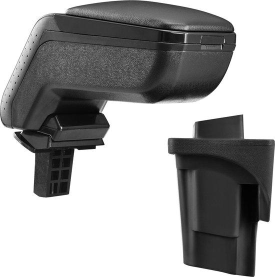 Armsteun-Seat Leon 1P - 2005 - 2012 - kunstleer - zwart 2.