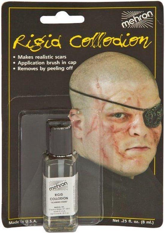 Rigid Collodion professionele vloeibare nep wonden schmink Mehron™ - Schmink