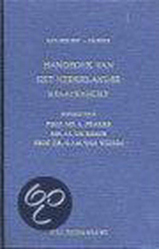 Handboek Van Het Nederlandse Staatsrecht - C.W. van der Pot |