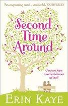 Boek cover Second Time Around van Erin Kaye