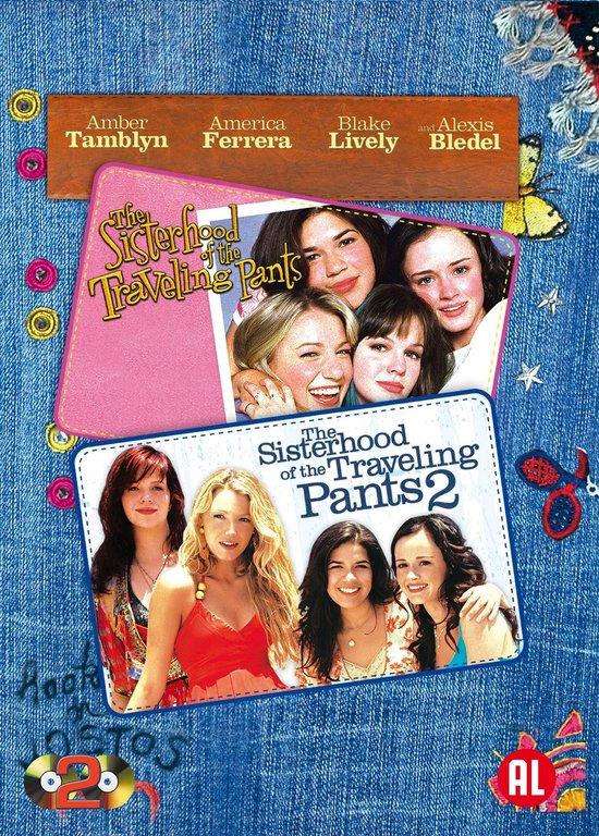Cover van de film 'Sisterhood Of The Traveling Pants 1 & 2'