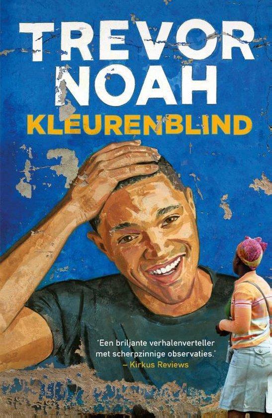 Kleurenblind - Trevor Noah   Fthsonline.com