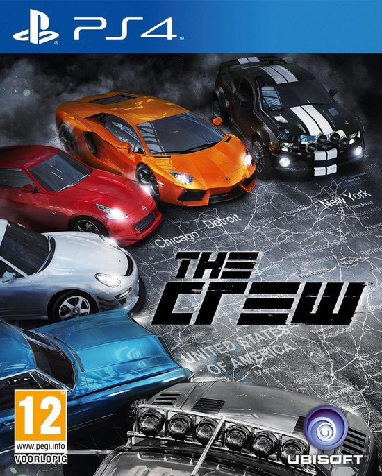 The Crew 2 Review | 686x550