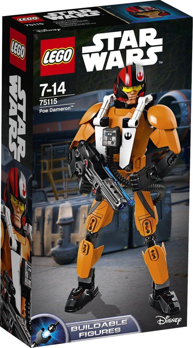 LEGO Star Wars Poe Dameron - 75115
