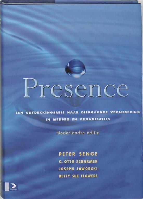 Presence - Peter Senge | Readingchampions.org.uk