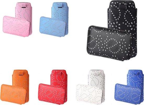 Bling Bling Sleeve voor uw Lg L80 Plus, roze , merk i12Cover