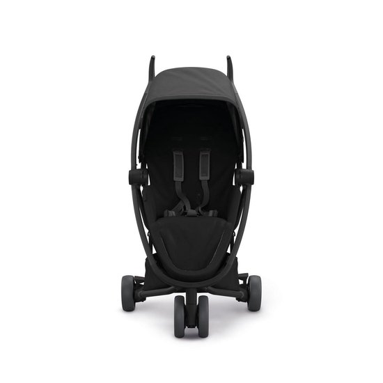 Product: Quinny Zapp Flex Buggy - Black on Black, van het merk Quinny