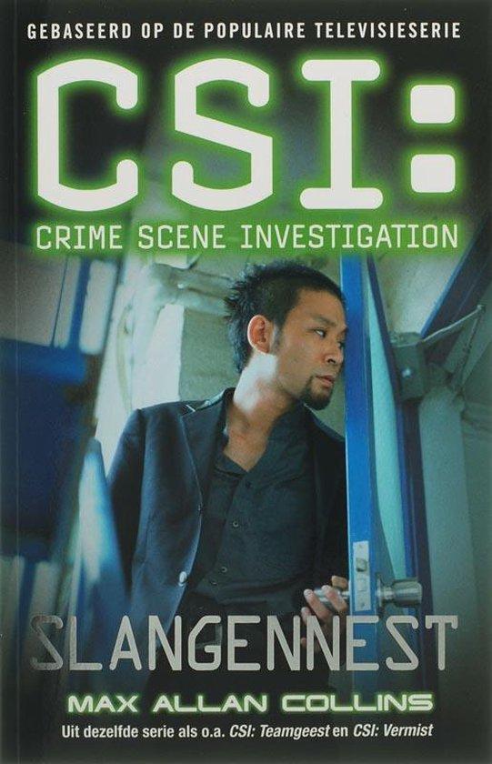 CSI: Slangennest - M.A. Collins |