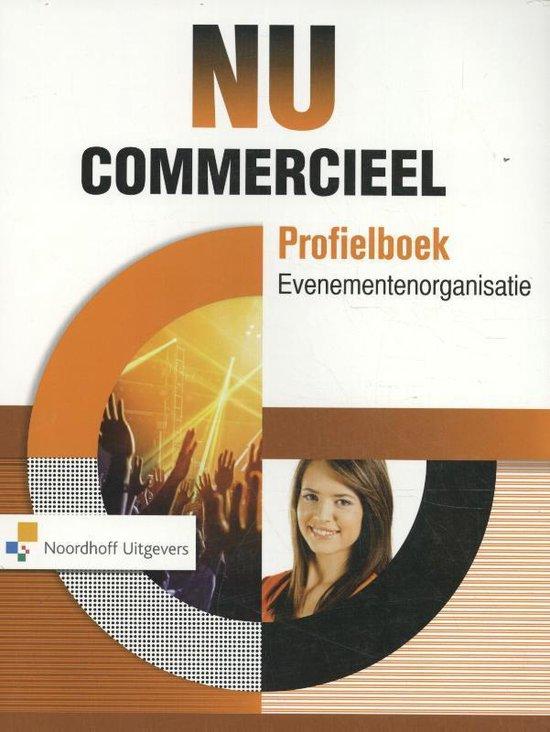 NU Commercieel profielboek evenementenorganisatie - Harry Heithuis |