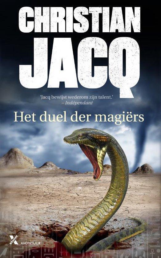 Het duel der magiers - Christian Jacq   Readingchampions.org.uk
