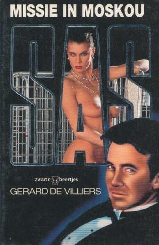 SAS - Missie in Moskou - Gerard de Villiers |