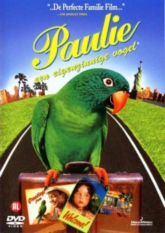 Cover van de film 'Paulie'