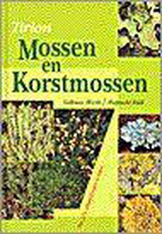Mossen En Korstmossen - Volkmar Wirth |