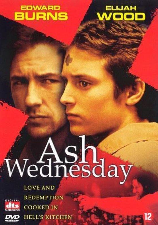 Cover van de film 'Ash Wednesday'