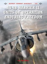 Boek cover AV-8B Harrier II Units of Operation Enduring Freedom van Lon Nordeen