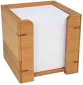 Afbeelding van Bamboe Memo Box