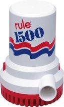 Rule 1500 Bilgepomp 24 Volt