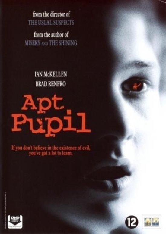 Cover van de film 'Apt Pupil'