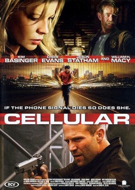 Cover van de film 'Cellular'