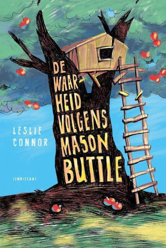 De waarheid volgens Mason Buttle - Leslie Connor   Readingchampions.org.uk