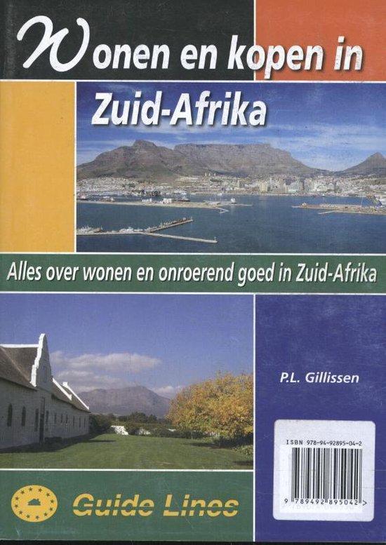Wonen en kopen in - Wonen en kopen in Zuid-Afrika - Peter Gillissen | Fthsonline.com