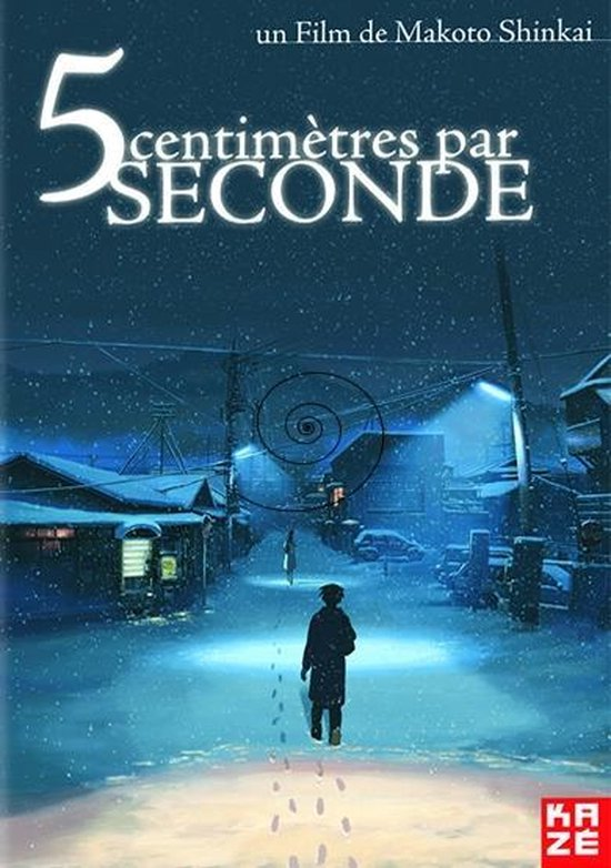 Cover van de film '5 Cm Per Second'