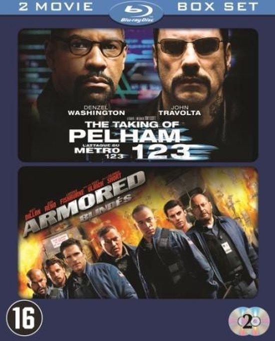 Cover van de film 'Armored/Taking Of Pelham 123'