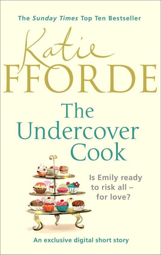 Omslag van The Undercover Cook