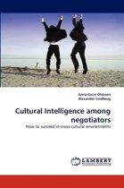Cultural Intelligence Among Negotiators