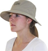 Travelsafe Mosquito Sunhat - Beige