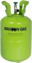 Wegwerp helium tank voor 30 ballonnen