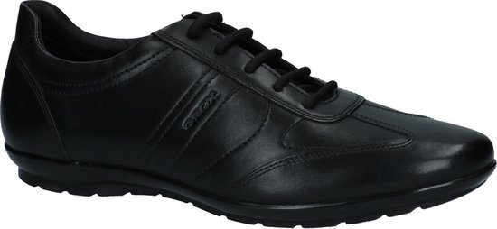 Geox - U 74a5 B - Casual schoen veter - Heren - Maat 44 - Zwart;Zwarte - 9999 -Black