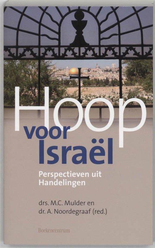 Hoop voor Israel - A. Noordegraaf   Fthsonline.com