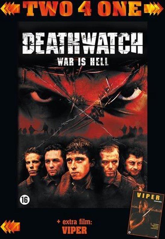Cover van de film 'Deathwatch & Viper'