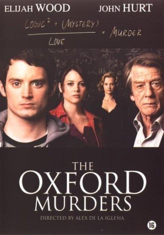 Cover van de film 'Oxford Murders'
