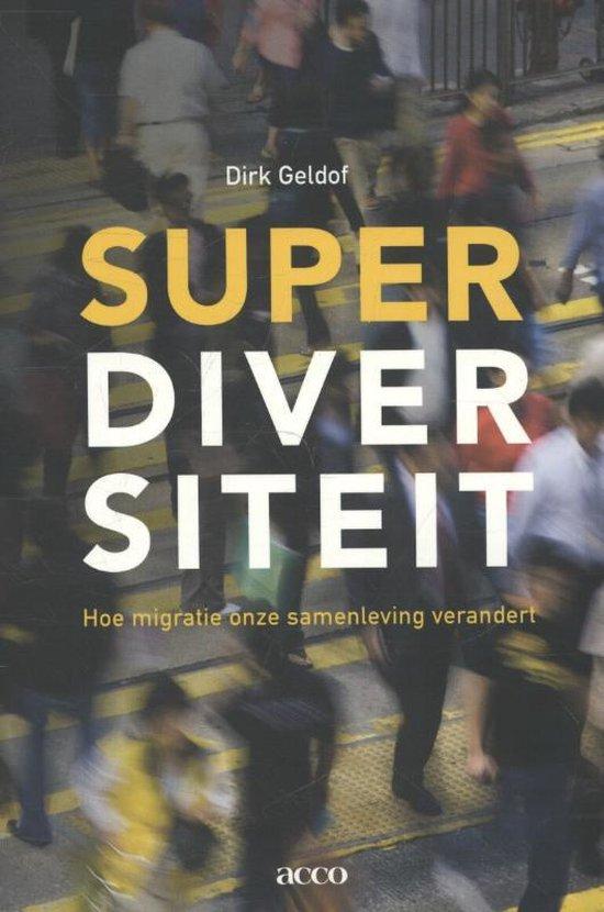 Superdiversiteit - Dirk Geldof pdf epub