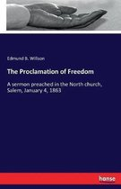 The Proclamation of Freedom