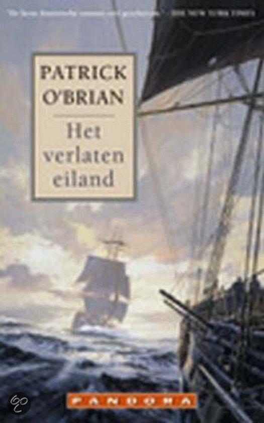 Het Verlaten Eiland - Patrick O'Brian |