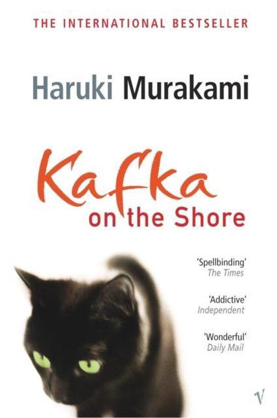 Boek cover Kafka On The Shore van Haruki Murakami (Paperback)