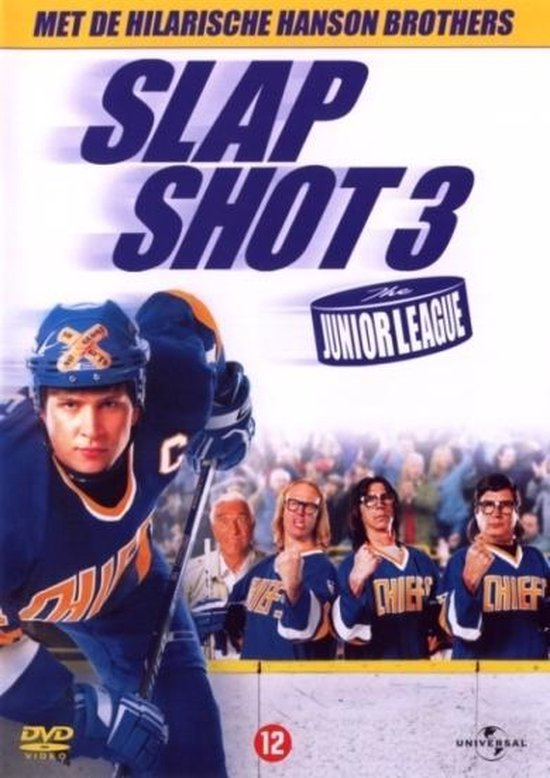 Cover van de film 'Slap Shot 3'