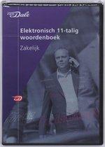 Van Dale Elektronisch 11-talig woordenboek Zakelijk