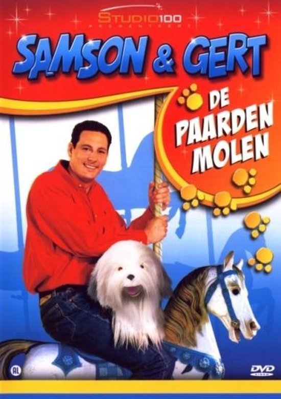 Cover van de film 'De Paardenmolen'