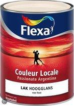 Flexa Couleur Locale - Lak Hoogglans - Passionate Argentina Breeze  - 7545 - 0,75 liter