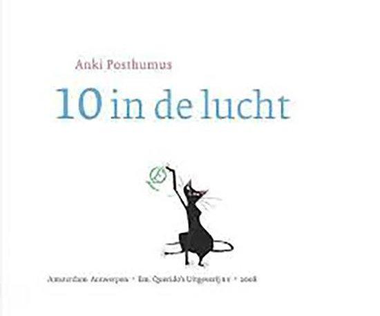Cover van het boek '10 in de lucht' van A. Posthumus