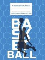 Basketball Composition Book