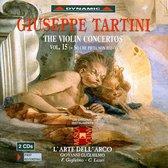 Tartini: Violin Concertos Vol. 15